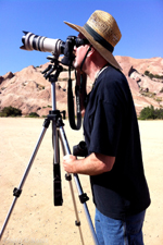 Annular Solar Eclipse - Vasquez Rocks - 05-20-12 - Photos Copyright by Lon Casler Bixby - All Rights Reserved - www.lcbphotography.com - www.neoichi.com