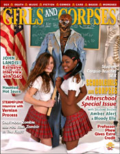 School Girls and Corpses - www.girlsandcorpses.com - Issue 10