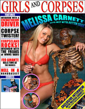 Girls and Corpses - www.girlsandcorpses.com - Issue 2