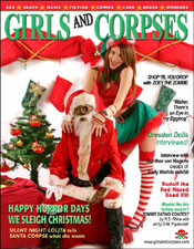 Girls and Corpses - www.girlsandcorpses.com - Special Christmas Edition