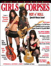 Girls and Corpses - www.girlsandcorpses.com - Issue 7 - Rot and Roll